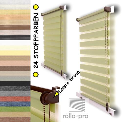 doppelrollo duorollo nach ma breite 20 140 cm l nge 60. Black Bedroom Furniture Sets. Home Design Ideas