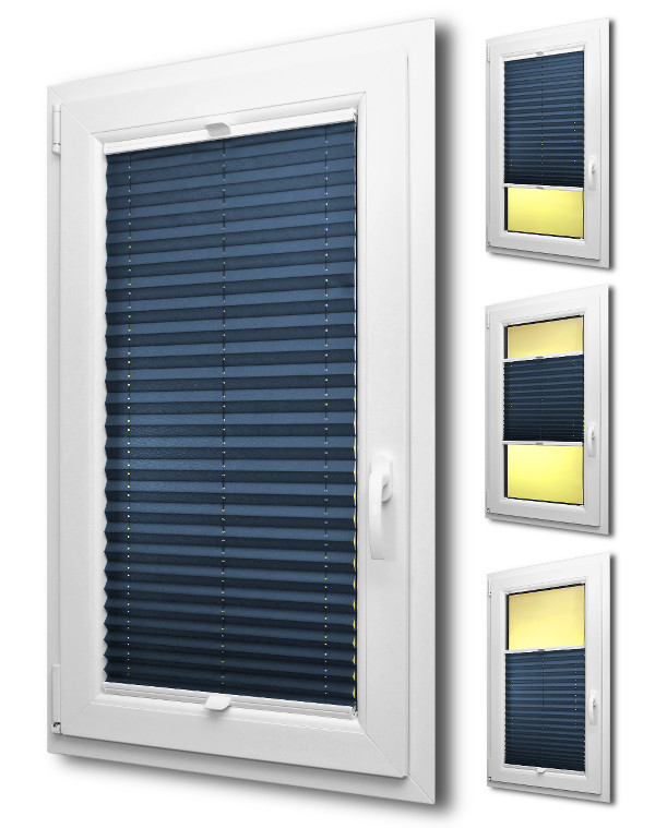 Weiß Jalousien Rollos Window Treatments & Hardware Home & Garden Plissee Nach Maß Faltrollo Faltstore ►signum ►alu-schiene