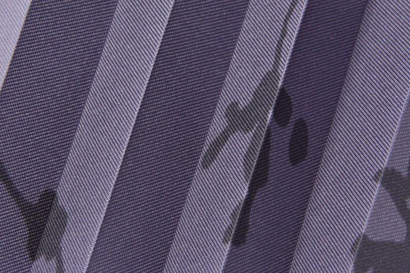 Plissee Violett Amazone-2702 Maßanfertigung