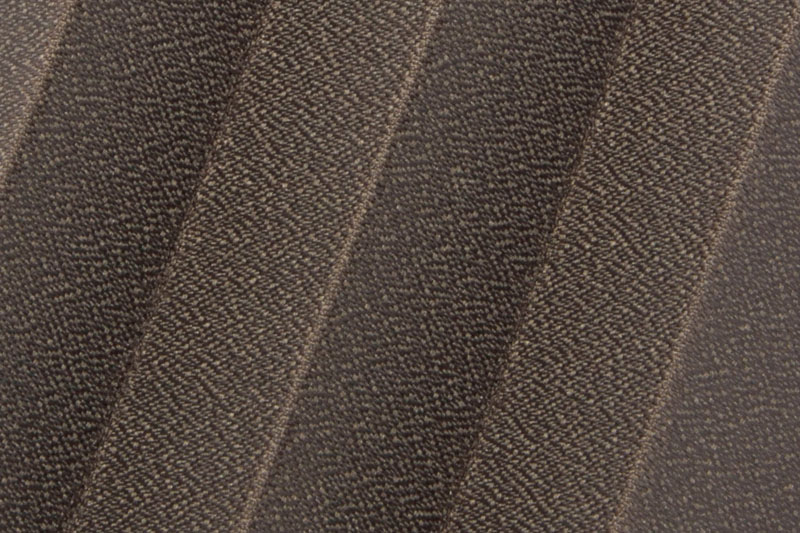 Plissee Braun Aturi-1905 Maßanfertigung