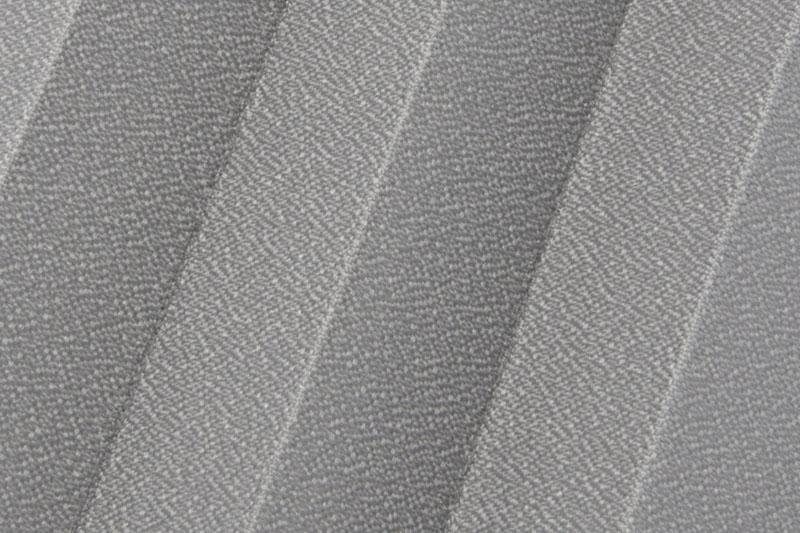 Plissee Grau Aturi-1910 Maßanfertigung