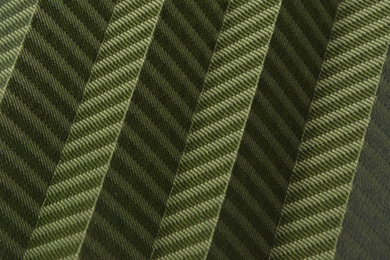 Plissee Dunkelgrün Awangarda-20 Maßanfertigung