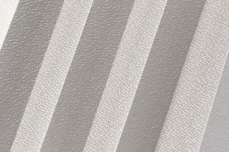 Plissee Hellgrau Basel Pearl-1263 Maßanfertigung