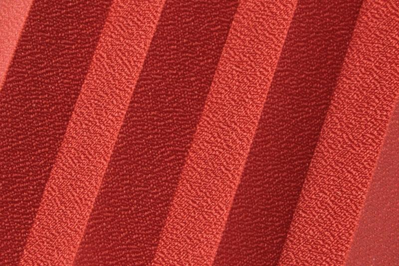 Plissee Rot Basel Pearl-1286 Maßanfertigung