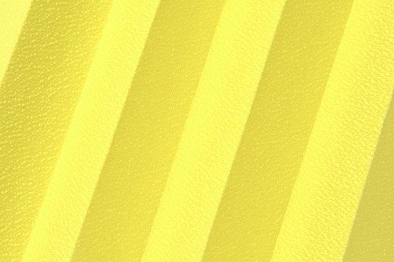 Plissee Gelb Basel Pearl-1290 Maßanfertigung