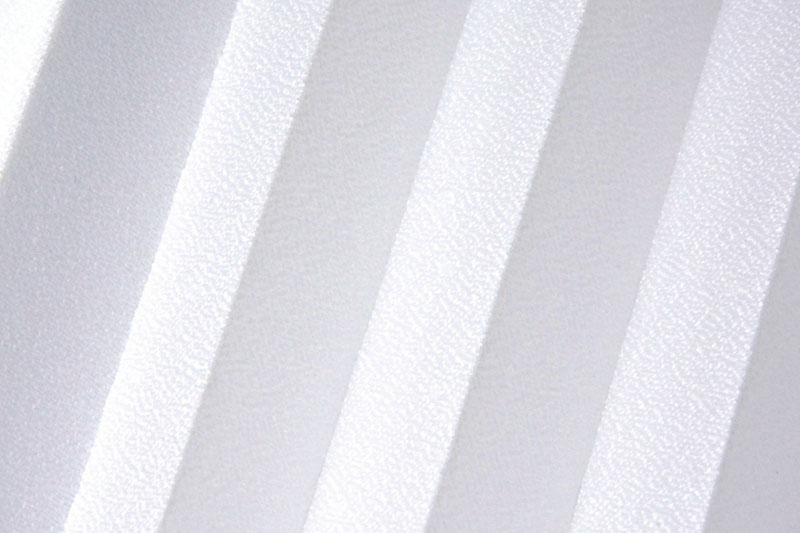 Plissee Weiß Basel-1220 Maßanfertigung
