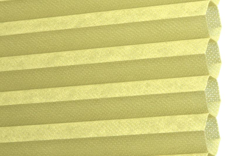 Plissee Hellgrün Calgary-5130 Maßanfertigung