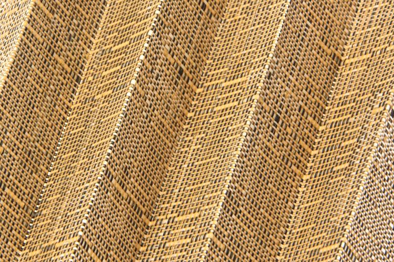Plissee Braunbeige Cyrkon-6643 Maßanfertigung