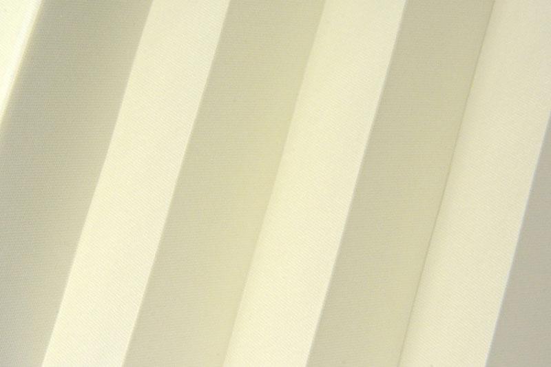 Plissee Weiß Femi-200 Maßanfertigung