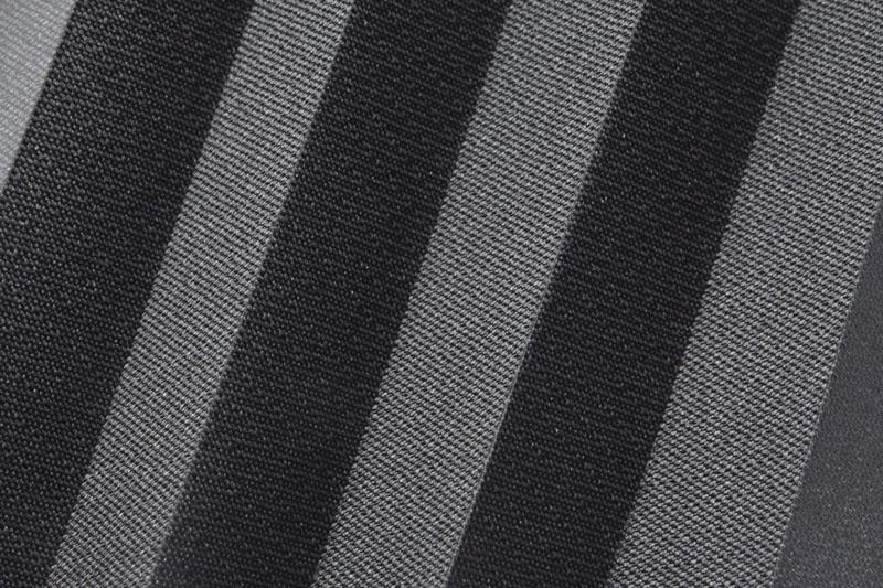 Plissee Schwarz Fula-1130 Maßanfertigung