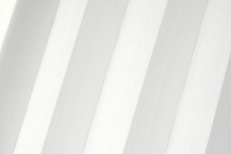 Plissee Weiß Kala-7693 Maßanfertigung