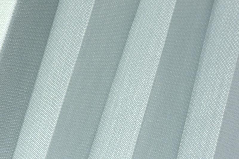 Plissee Hellblau Kala-7695 Maßanfertigung