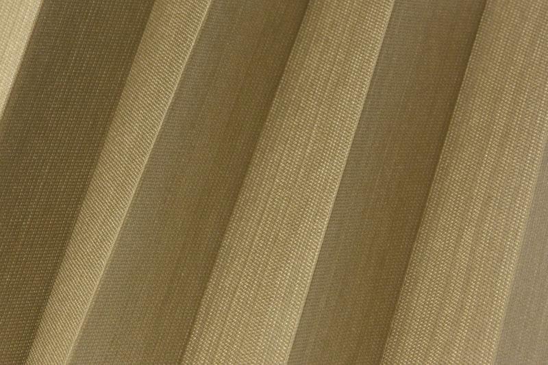 Plissee Braun Kala-7700 Maßanfertigung
