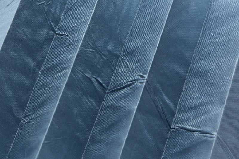 Plissee Pastellblau Kamari-15 Maßanfertigung