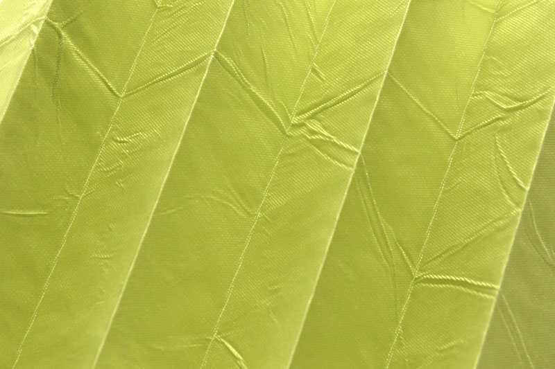 Plissee Hellgrün Kamari-27 Maßanfertigung