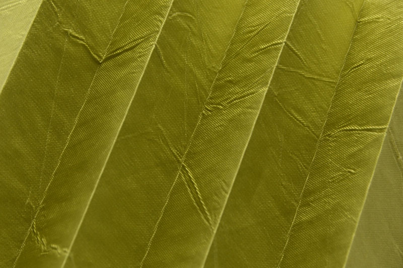 Plissee Olivgrün Kamari-28 Maßanfertigung