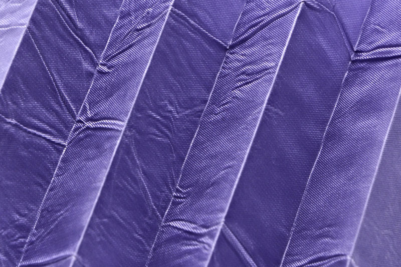 Plissee Pastellviolett KamariPearl-226 Maßanfertigung