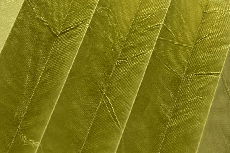 Plissee Olivgrün KamariPearl-228 Maßanfertigung