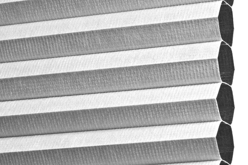 Plissee Weiß LimaBO-2001 Maßanfertigung
