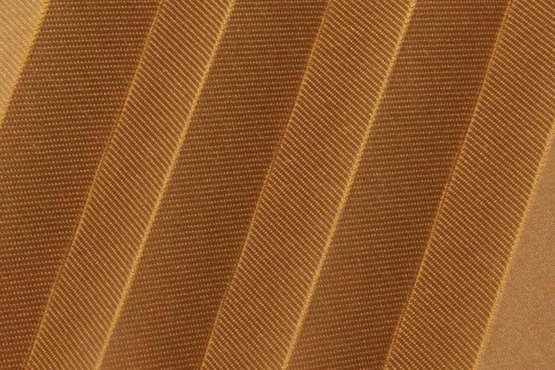 Plissee Braun MessaPearl-22249 Maßanfertigung