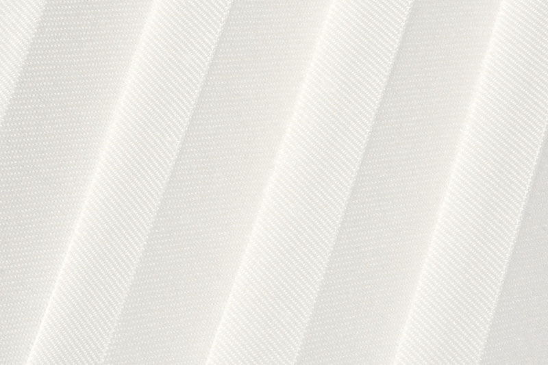 Plissee Weiß MessaPearl-7702 Maßanfertigung