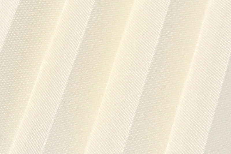 Plissee Cremeweiß MessaPearl-7703 Maßanfertigung