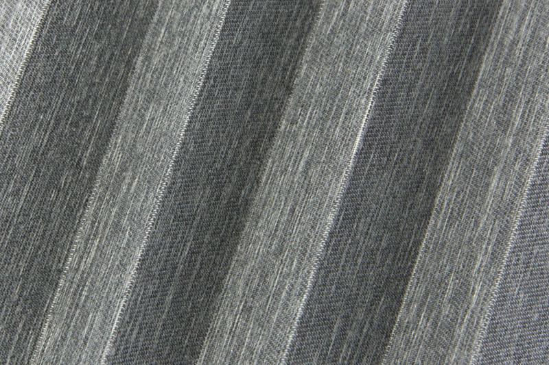 Plissee Grau Onyks-8924 Maßanfertigung