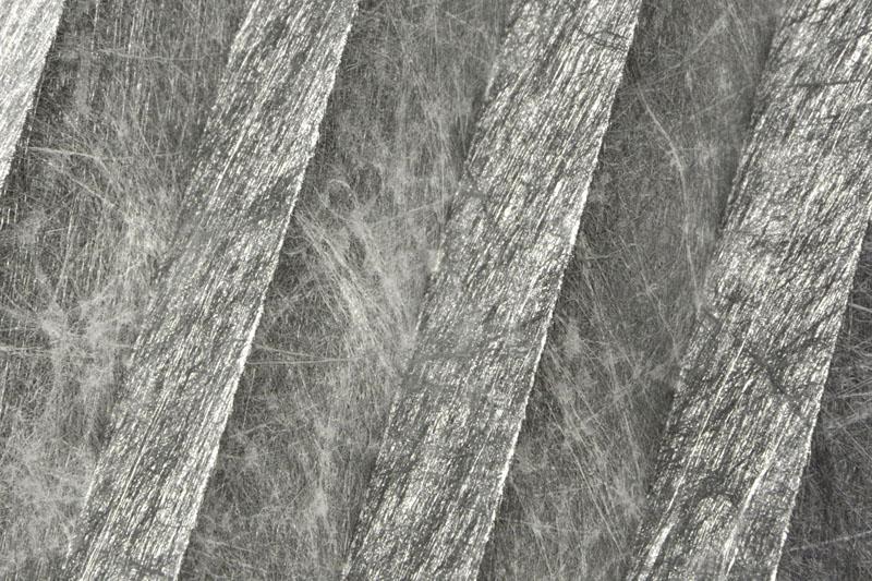Plissee Silbergrau Op-101 Maßanfertigung
