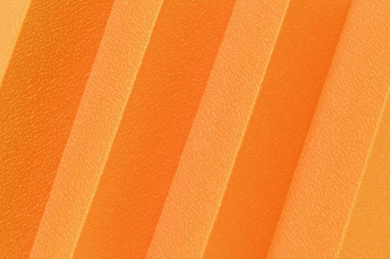 Plissee Orange OpalPearl-1554 Maßanfertigung