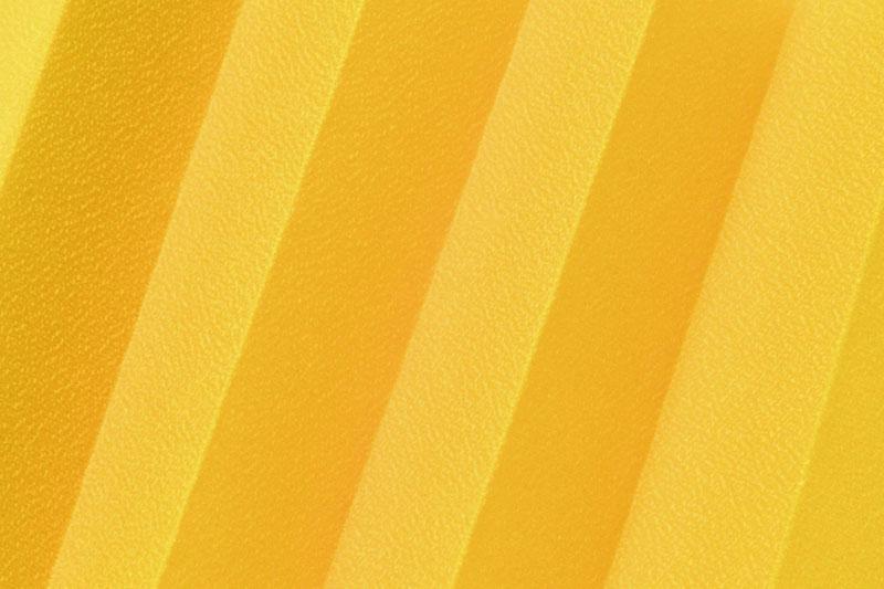 Plissee Gelb OpalPearl-1555 Maßanfertigung