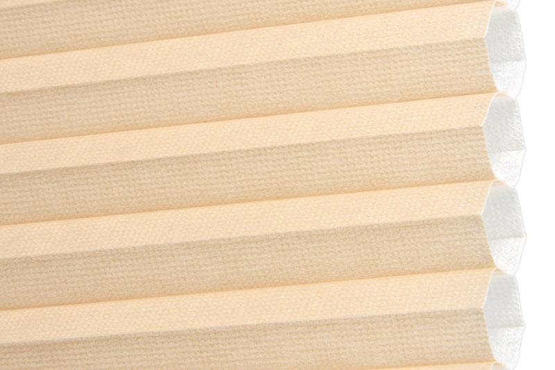 Plissee Beige Palma-130 Maßanfertigung
