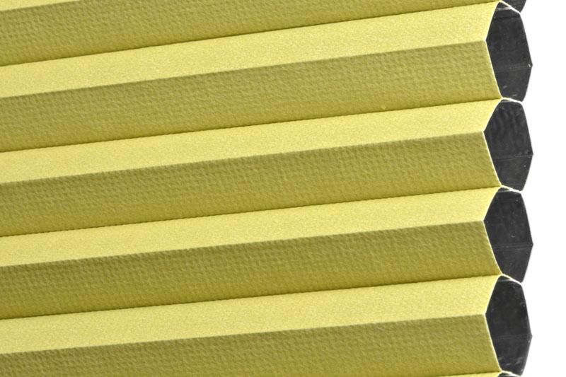 Plissee Grün PalmaBO-5400 Maßanfertigung