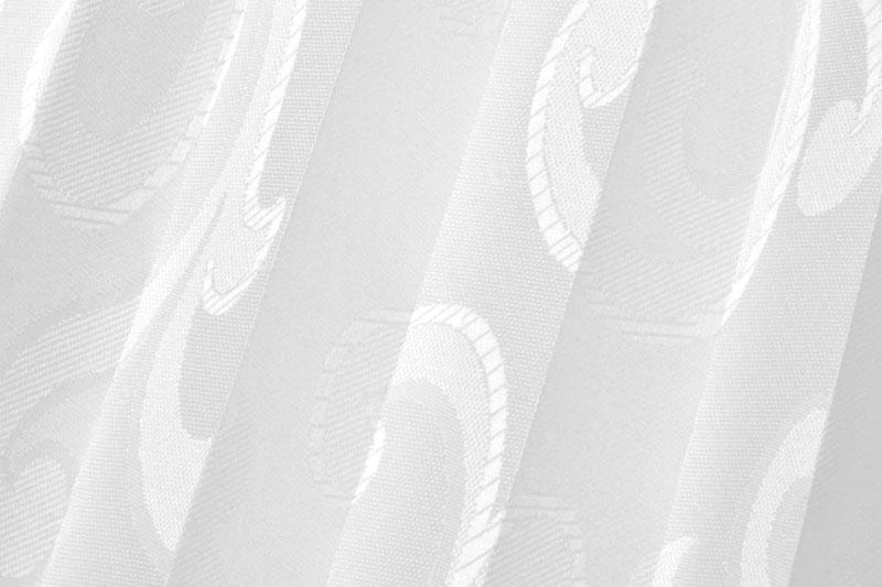 Plissee Weiß Ranke-3120 Maßanfertigung