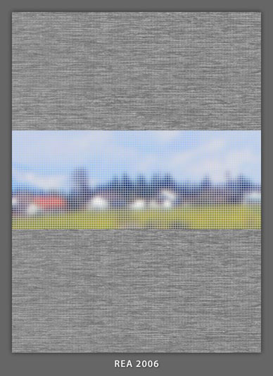 Doppelrollo Grau Rea-2006 Maßanfertigung