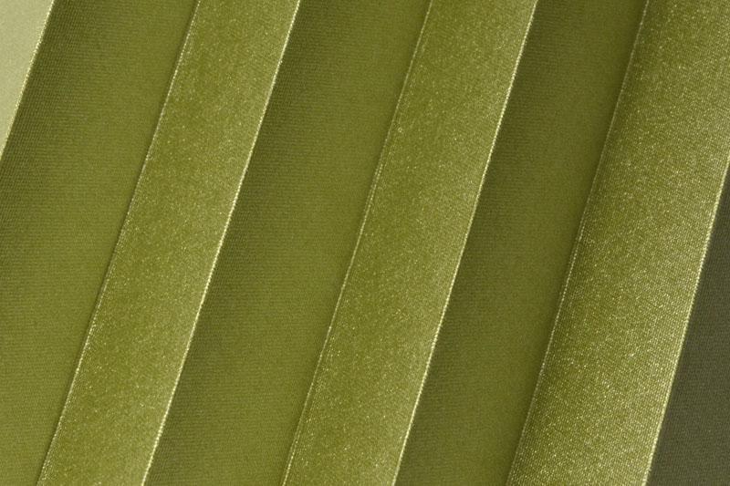 Plissee Olivgrün Shine-1047 Maßanfertigung