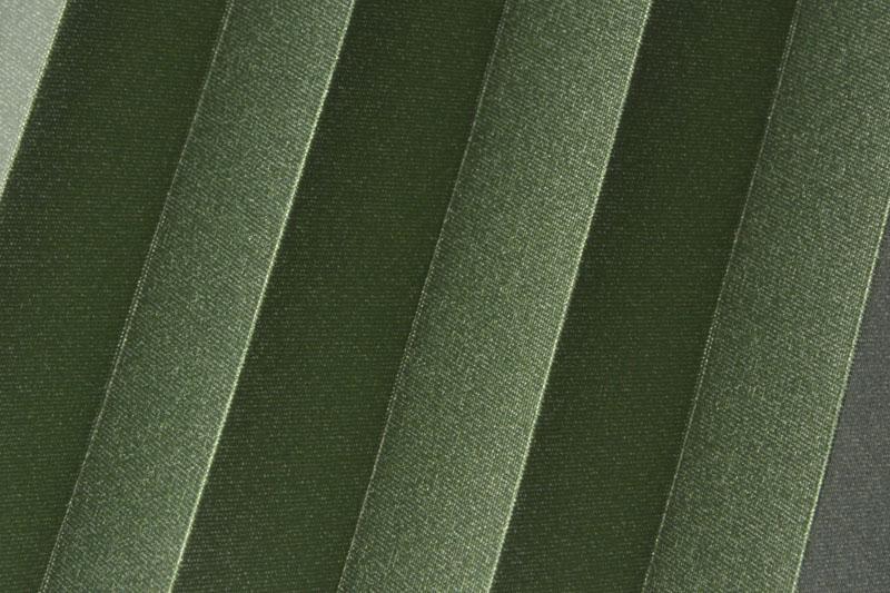 Plissee Smaragd Shine-1048 Maßanfertigung