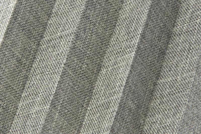 Plissee Grau Signum-501 Maßanfertigung