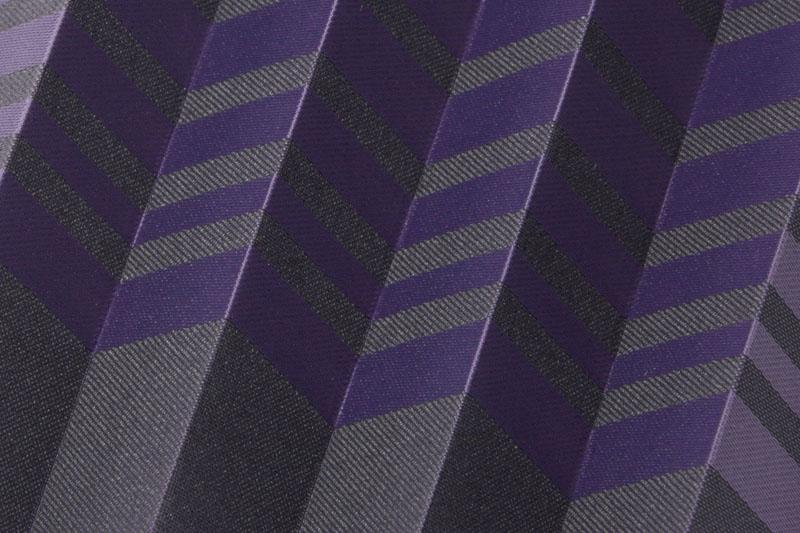 Plissee Violett Sofia-8402 Maßanfertigung