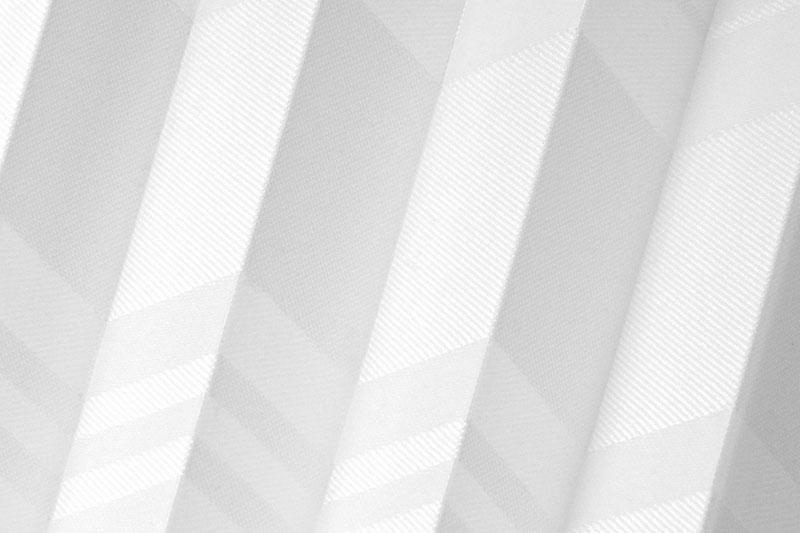 Plissee Weiß Sofia-8410 Maßanfertigung