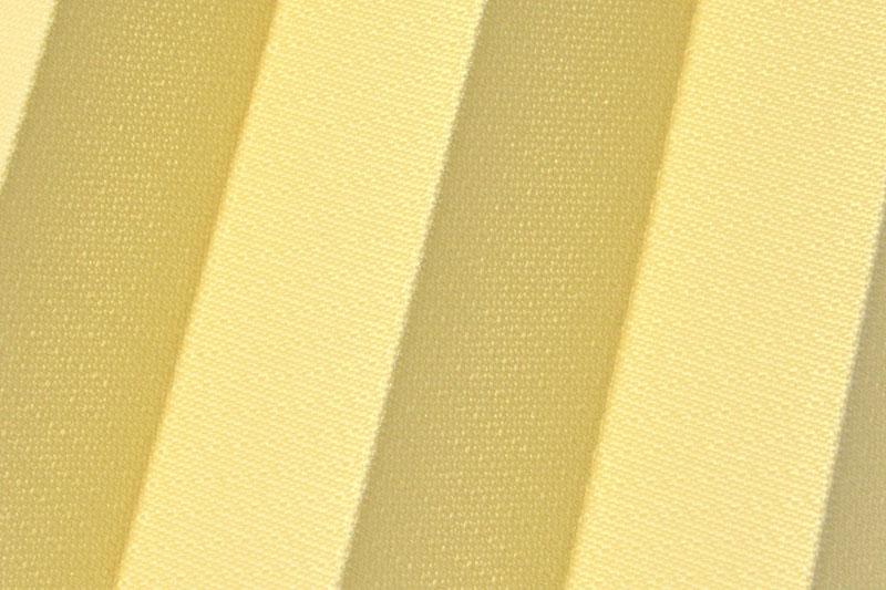 Plissee Gelb Stockholm-7361 Maßanfertigung