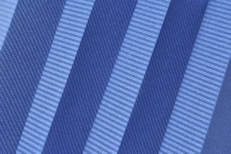 Plissee Blau Syncro-5167 Maßanfertigung