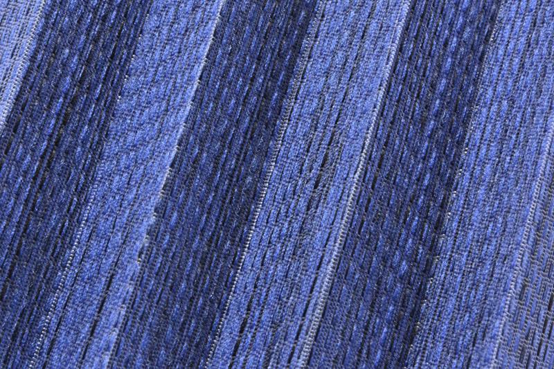 Plissee Blau Torres-5176 Maßanfertigung